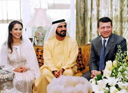 صور زوجات ملوك و رؤساء الدول العربية Ajordan-dop3a